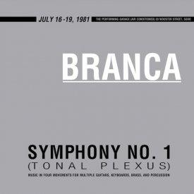 GLENN BRANCA / Symphony No.1 (Tonal Plexus) (2LP)