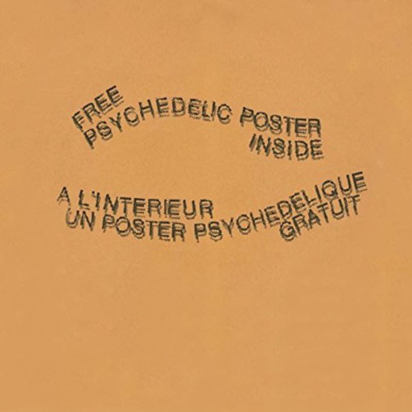INTERSYSTEMS / Free Psychedelic Poster Inside (LP)