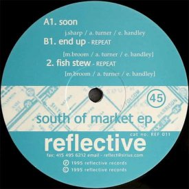 Various / South Of Market EP. (12 inch)