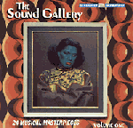 Various Artists / The Sound Gallery Volume 1 (2LP)