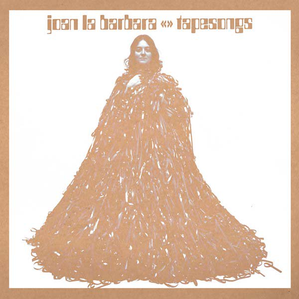JOAN LA BARBARA / Tapesongs (LP)