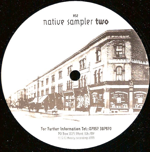 Various / Native Sampler Two : Further Connections (12 inch) - sleeve image
