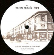 Various / Native Sampler Two : Further Connections (12 inch)