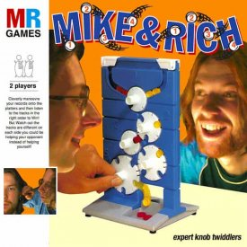 MIKE & RICH / Expert Knob Twiddlers (2CD+DL / 国内盤仕様)
