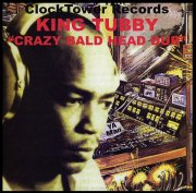 KING TUBBY / Crazy Bald Head Dub (LP)