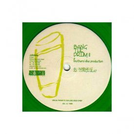 BROTHERS' VIBE / Bang The Drum II (12 inch)