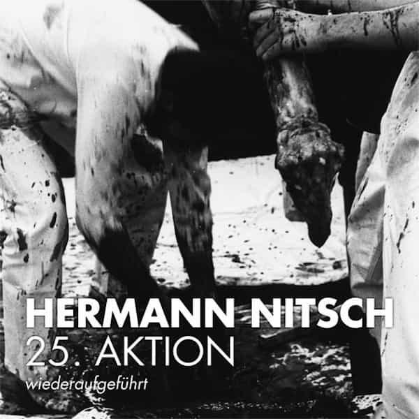 HERMANN NITSCH / Das Orgien Mysterien Theater. Musik der 25. Aktion (LP)