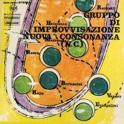 GRUPPO DI IMPROVVISAZIONE NUOVA CONSONANZA / Gruppo Di Improvvisazione 'Nuova Consonanza' (LP+CD)