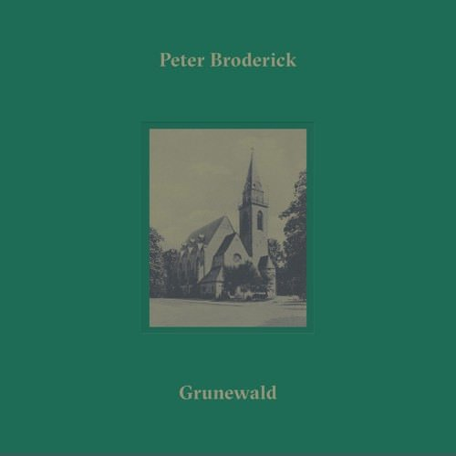PETER BRODERICK / Grunewald (CD/10