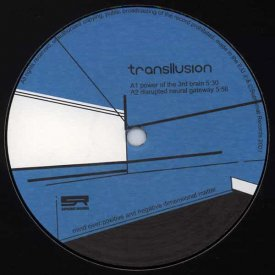 TRANSLLUSION / Mind Over Positive And Negative Dimensional Matter (12 inch)