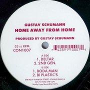 GUSTAV SCHUMANN / Home Away From Home (12 inch)