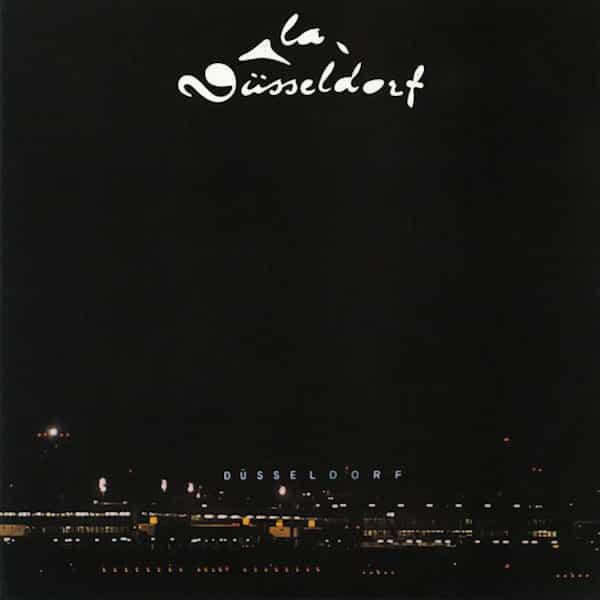 LA DUSELDORF / La Düsseldorf (CD) - sleeve image