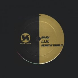 L.A.M. / Balance Of Terror EP (12 inch)