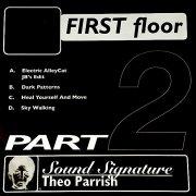 THEO PARRISH / First Floor (Part 2) (2LP)