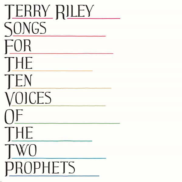 TERRY RILEY / Songs For The Ten Voices Of The Two Prophets (LP)