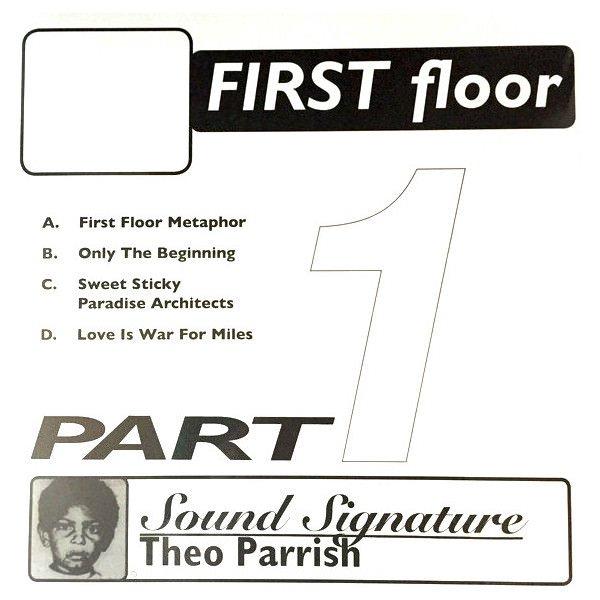 THEO PARRISH / First Floor (Part 1) (Vinyl 2LP)