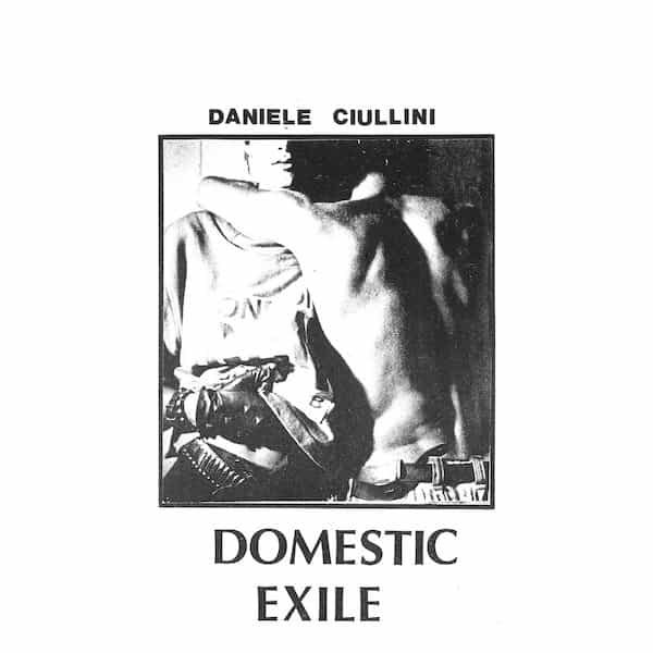 DANIELE CIULLINI / Domestic Exile Collected Works 82-86 (LP)