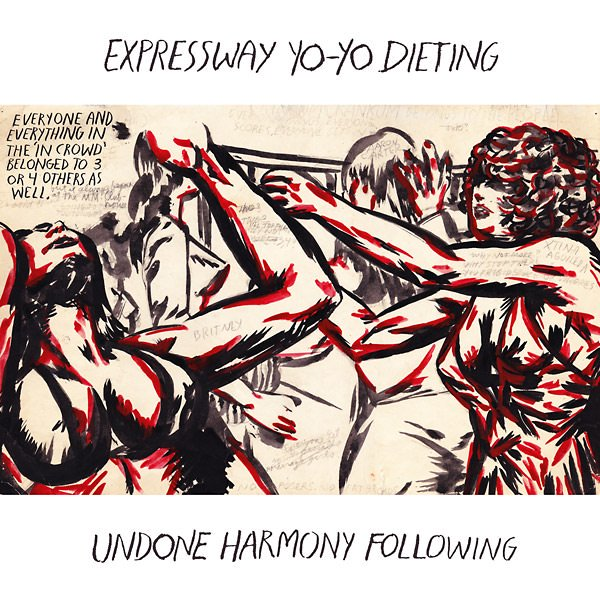 EXPRESSWAY YO-YO DIETING / Undone Harmony Following (LP)