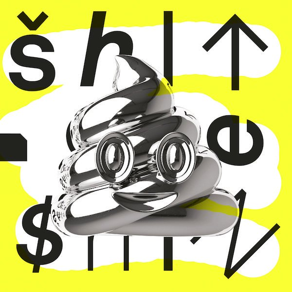SHIT & SHINE / Total Shit! (LP)