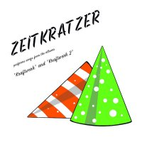ZEITKRATZER / Performs Songs From The Albums ''Kraftwerk'' and ''Kraftwerk 2'' (CD/LP+DL)