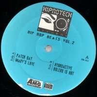 HIPNOTECH / Hip Hop Beats Vol.2 (12 inch)
