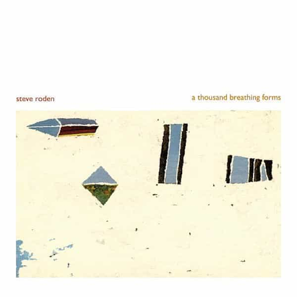 STEVE RODEN / A Thousand Breathing Forms (2003-2008) (6CD+3
