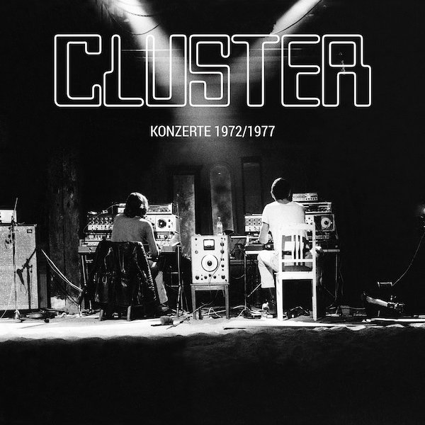 CLUSTER / Konzerte 1972/1977 (CD/LP+CD)