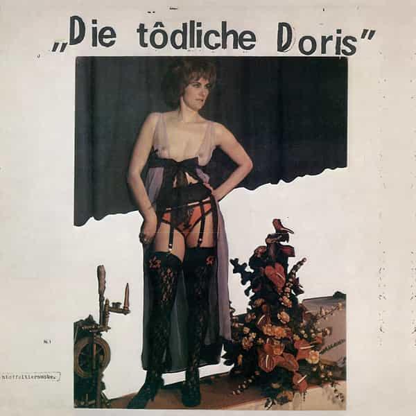 DIE TODLICHE DORIS / '' '' (LP) - sleeve image