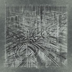 THE BUG vs THE EARTH / Concrete Desert (2LP+12'')