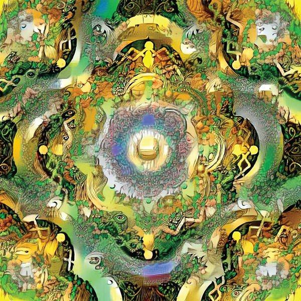 MARK McGUIRE / Ideas of Beginnings (LP)
