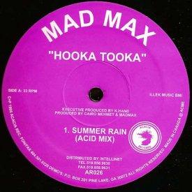 MAD MAX / Hooka Tooka (2x12