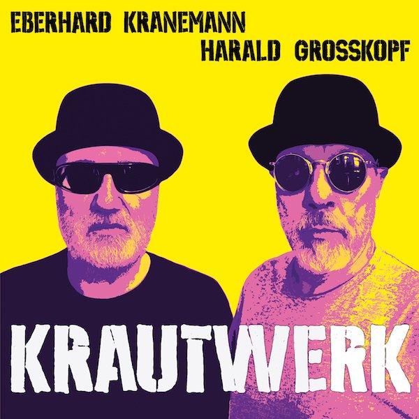 EBERHARD KRANEMANN, HARALD GROSSKOPF / Krautwerk (LP+CD)