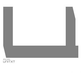 ALVA NOTO / unitxt (CD/2LP)