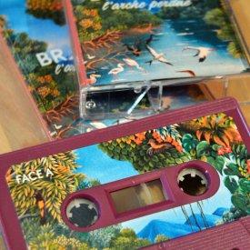 BRAHMAN / L'arche perdue (Cassette+DL)