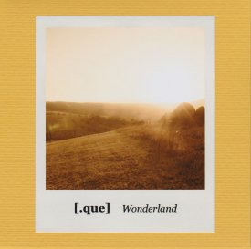 [.que] / Wonderland (CDr+DL)