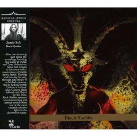 JAMIE SAFT / Black Shabbis (CD)