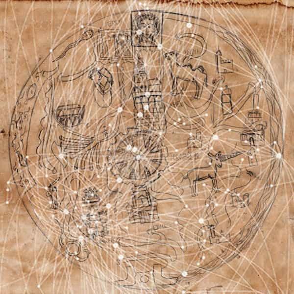 DRØNE / Mappa Mundi (CD) - sleeve image