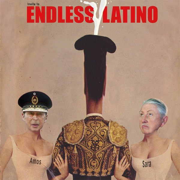AMOS & SARA / Endless Latino (LP)