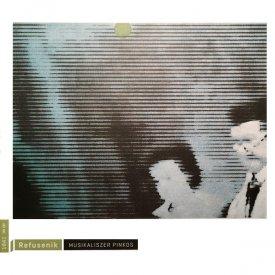 REFUSENIK / Musikaliszer Pinkos (CD)