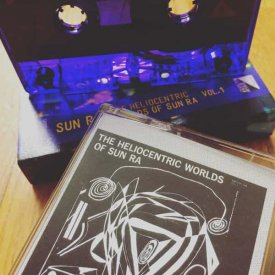 SUN RA / The Heliocentric Worlds of Sun Ra Vol.1 (Cassette)