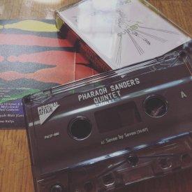 PHAROAH SANDERS / Pharaoh Sanders Quintet (Cassette)