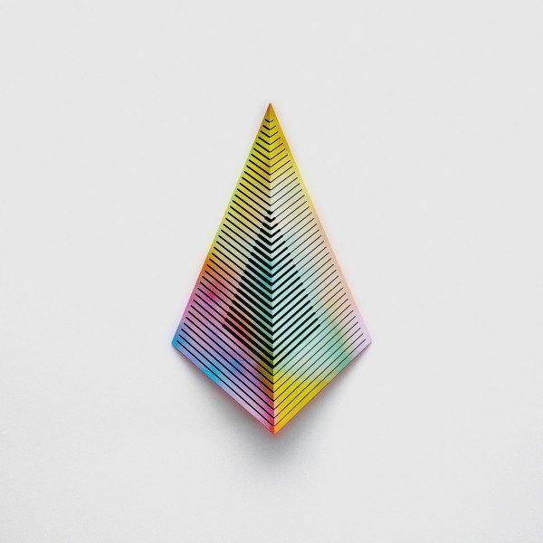 KIASMOS / Blurred EP (12 inch) - sleeve image
