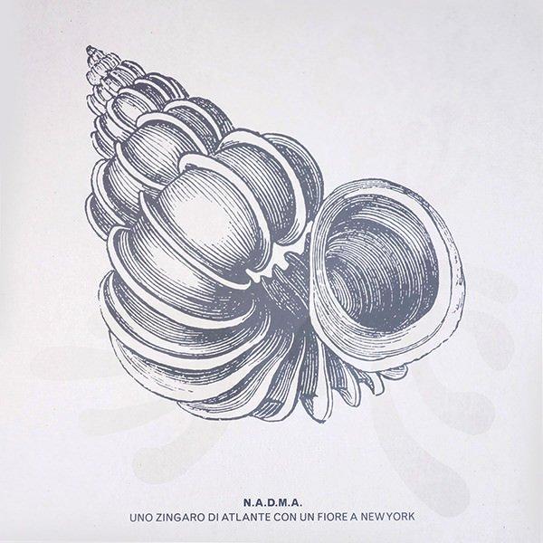 N.A.D.M.A. / Uno Zingaro Di Atlante Con Un Fiore A New York (LP) - sleeve image