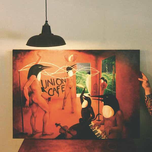 PENGUIN CAFE ORCHESTRA / Union Cafe (CD/2LP) - sleeve image