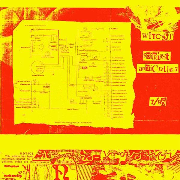 WITCYST / Soibiast Anti-Culler  (LP)