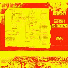 WITCYST / Soibiast Anti-Culler  (LP)