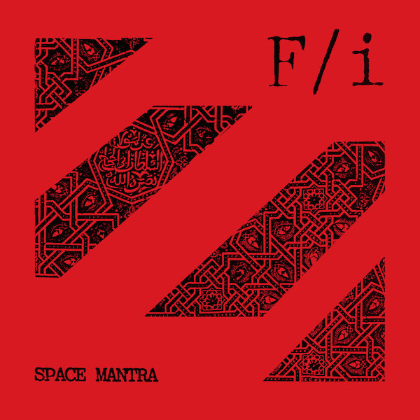 F/I / Space Mantra (LP) - sleeve image