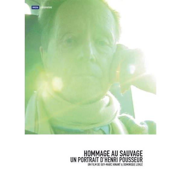 HENRI POUSSEUR / Hommage au Sauvage: Un Portrait d'Henri Pousseur (DVD)