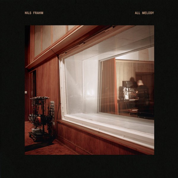 NILS FRAHM / All Melody (CD/2LP) - sleeve image