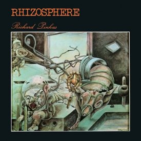 RICHARD PINHAS / Rhizosphere (CD/LP)
